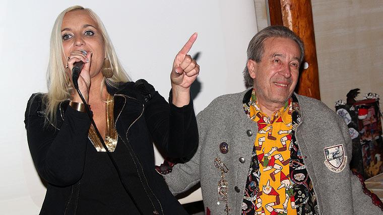 Marlena Martinelli, Alex Rehak