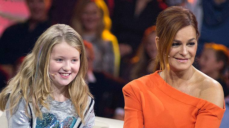 Andrea Berg, Leona Imming
