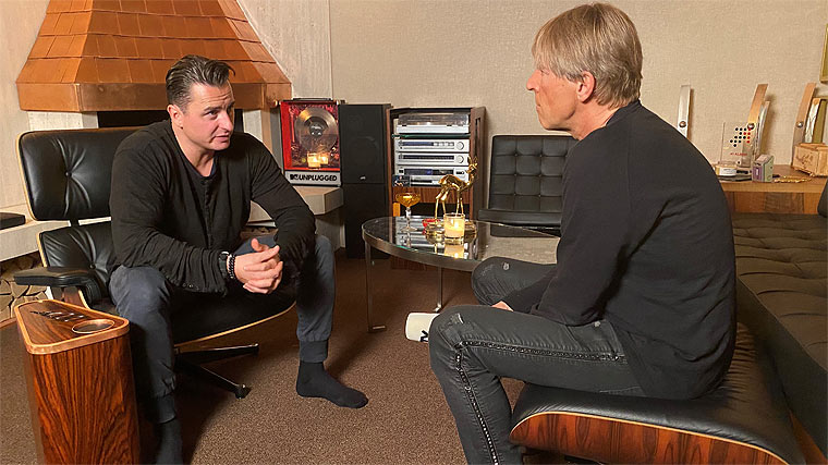 Andreas Gabalier, Dominic Heinzl
