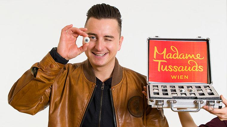 Andreas Gabalier Wachsfigur Madame Tussauds