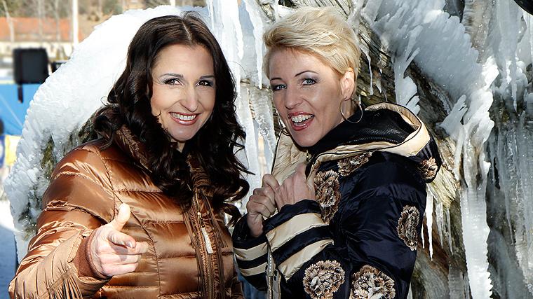 Anita und Alexandra Hofmann