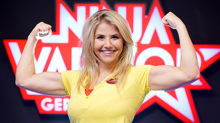 Beatrice Egli, Ninja Warrior Germany