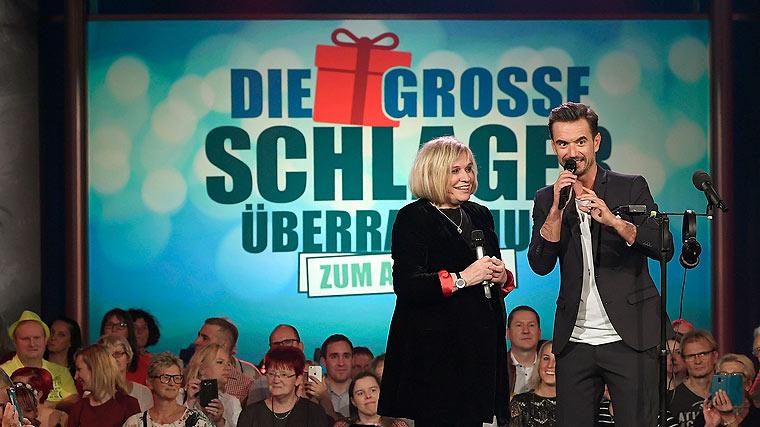 Florian Silbereisen, Mary Roos