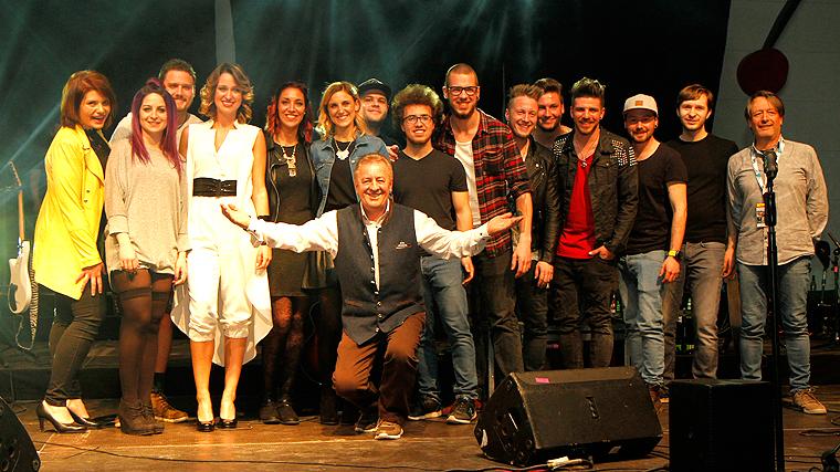 Steirafest, Gala der jungen Wilden, Rudi Mally
