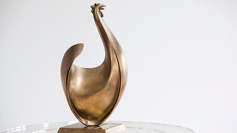 Goldene Henne