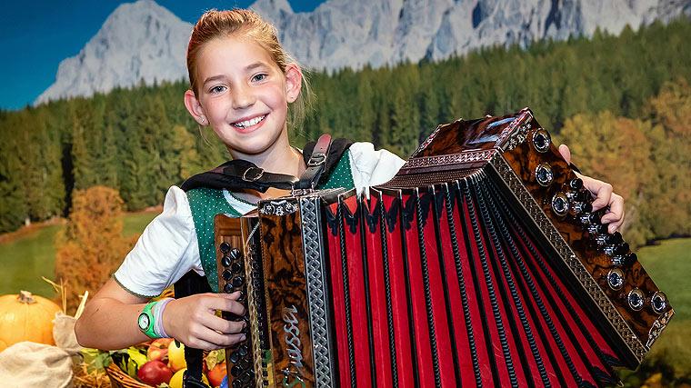 Klara Mißebner, Steirischer Harmonika Wettbewerb