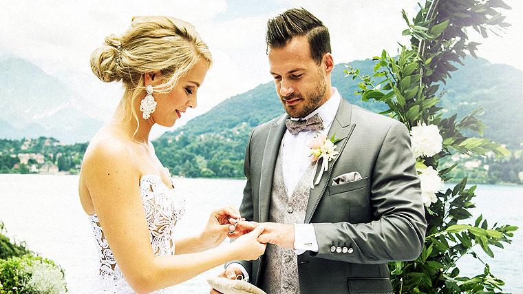 Linda Fäh Hochzeit