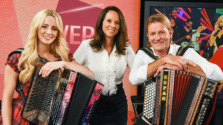 Melissa Naschenweng, Andrea Müllmann, Vera Russwurm