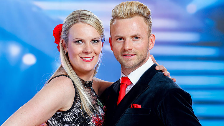 Dancing Stars, Nicole Hosp, Willi Gabalier