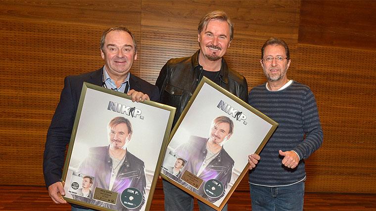 Nik P., Sepp Adlmann, Peter Schilling