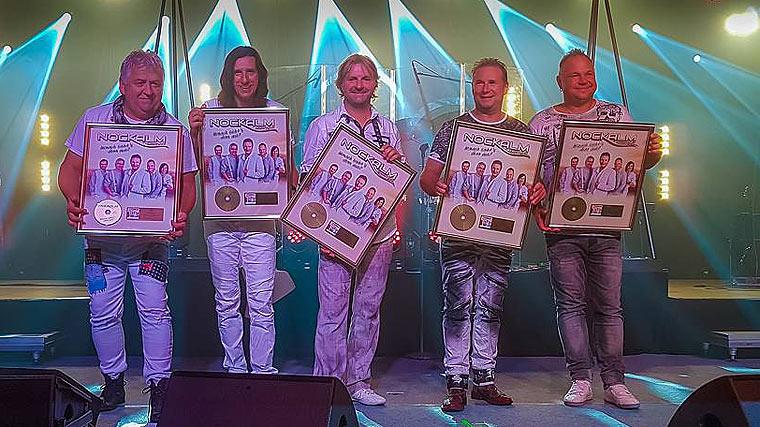 Nockalm Quintett Gold