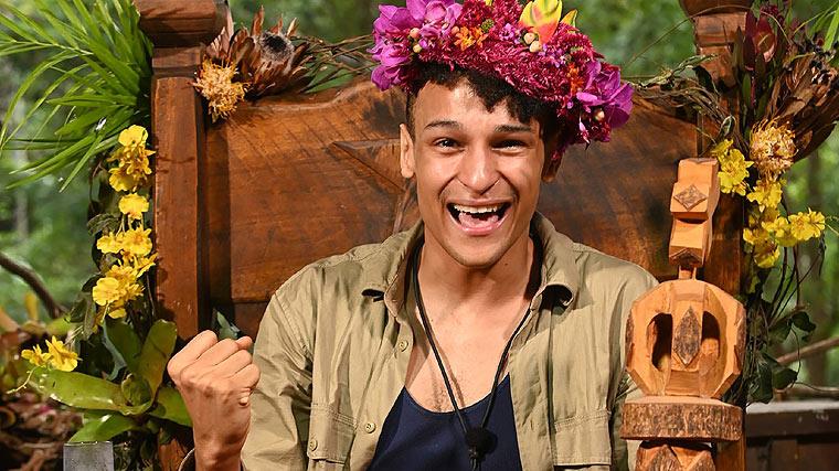 Prince Damien, Dschungelkönig