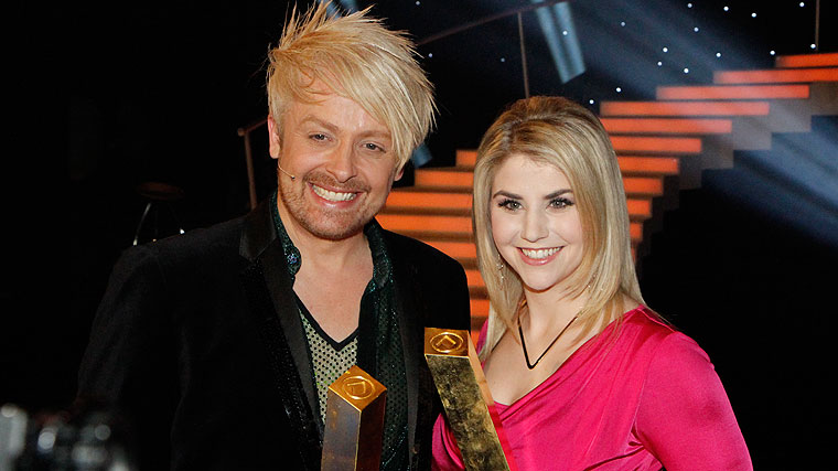 Ross Antony, Beatrice Egli