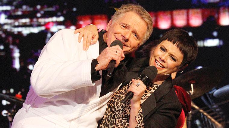 Silvestershow, Francine Jordi, Jörg Pilawa