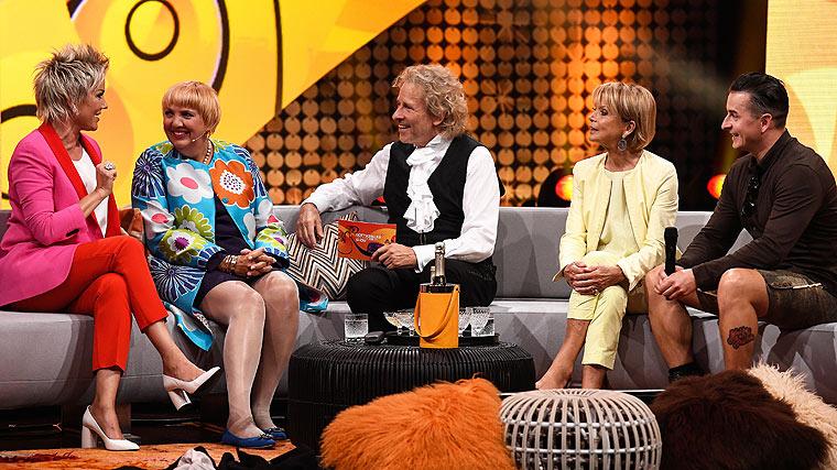 Gottschalks große 68er-Show