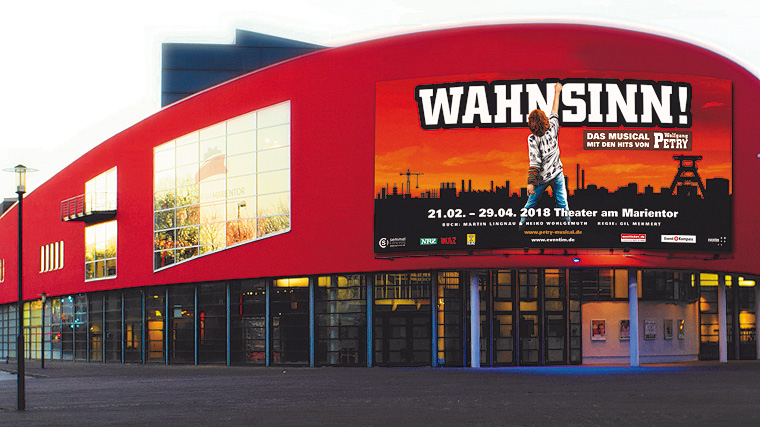 Wahnsinn, Musical, Wolfgang Petry