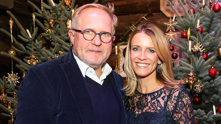 Sonja Weissensteiner, Harald Krassnitzer, Zauberhafte Weihnacht