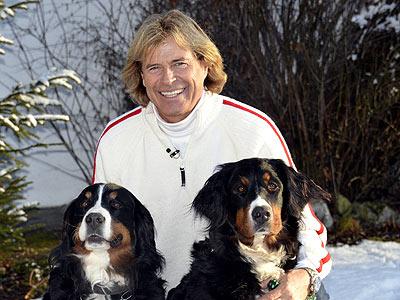 Hansi Hinterseer Hund