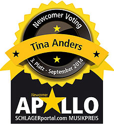 Tina Anders, Apollo