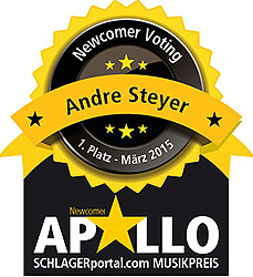 Andre Steyer, Newcomer, Apollo