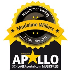 Newcomer Apllo, Madeline Willers