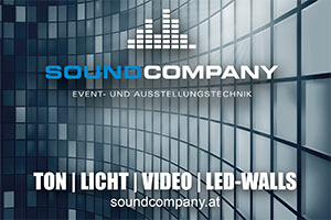 Soundcompany Ton Licht Video LED-Walls