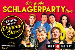 Schlagerparty Showfactory