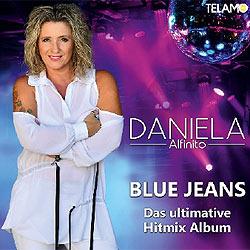 Daniela Alfinito, Blue Jeans