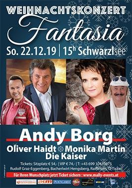 Fantasia Weihnachtskonzert