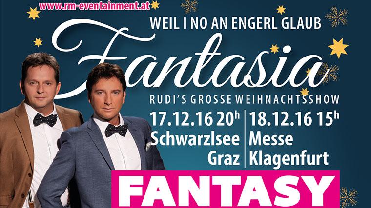 Fantasia – Rudis große Weihnachtsshow