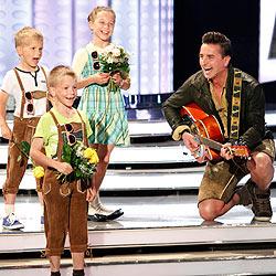 Andreas Gabalier Kinder