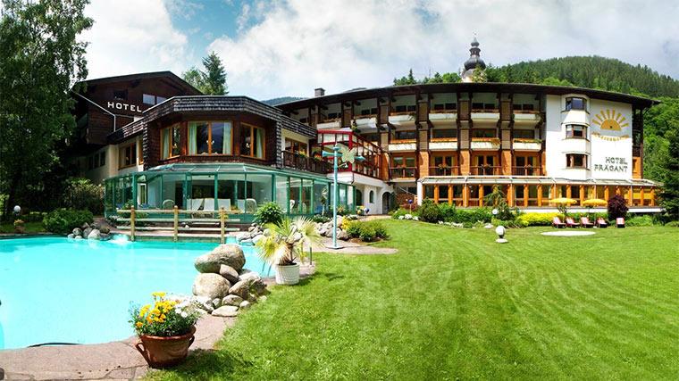 Wellnesshotel Prägant, Bad Kleinkirchheim