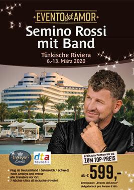 Semino Rossi Fanreise an die türkische Riviera