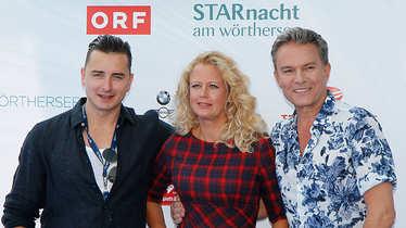 Starnacht, Andreas Gabalier, Barbara Schöneberger, Alfons Haider