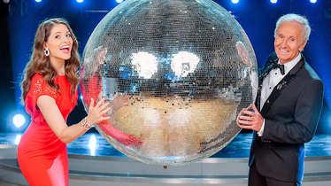 Dancing Stars, Kristina Inhof, Klaus Eberhartinger