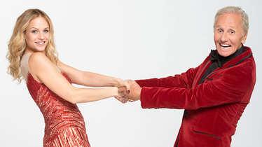 Dancing Stars, Mirjam Weichselbraun, Klaus Eberhartinger