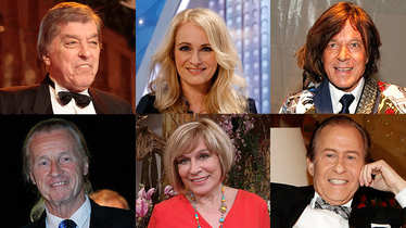 Fernsehgarten, Bata Illic, Nicole, Mary Roos, Christian Anders, Michael Holm, Jürgen Drews