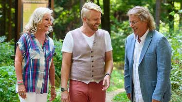 Ross Antony, Kathrin & Peter