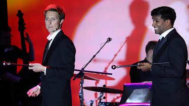 The Gentlemen of Swing, Lukas Perman, Ramesh Nair