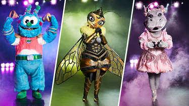 The Maskes Singer