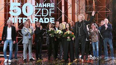 Thomas Gottschalk, ZDF Hitparade