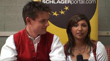 Belsy und Florian im Interview