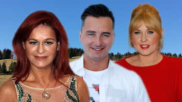 Andrea Berg, Andreas Gabalier, Maite Kelly