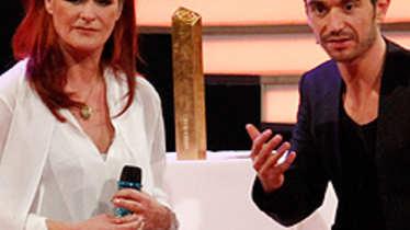 Florian Silbereisen, Andrea Berg, Glückwunschfest