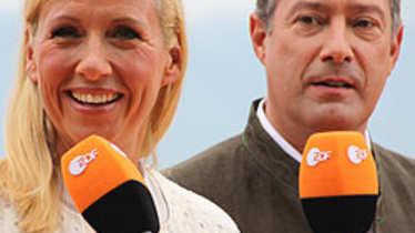 Andrea Kiewel, Joachim Llambi