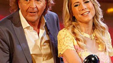 Charly Brunner und Simone