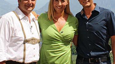Norbert Rier, Andrea Kiewel, Alexander Rier