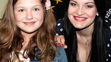 Sophie und Anna Hirschmann