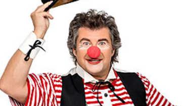 Andy Borg, Musikantenstadl, Clown