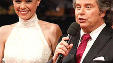 Francine Jordi, Andy Borg, Musikantenstadl